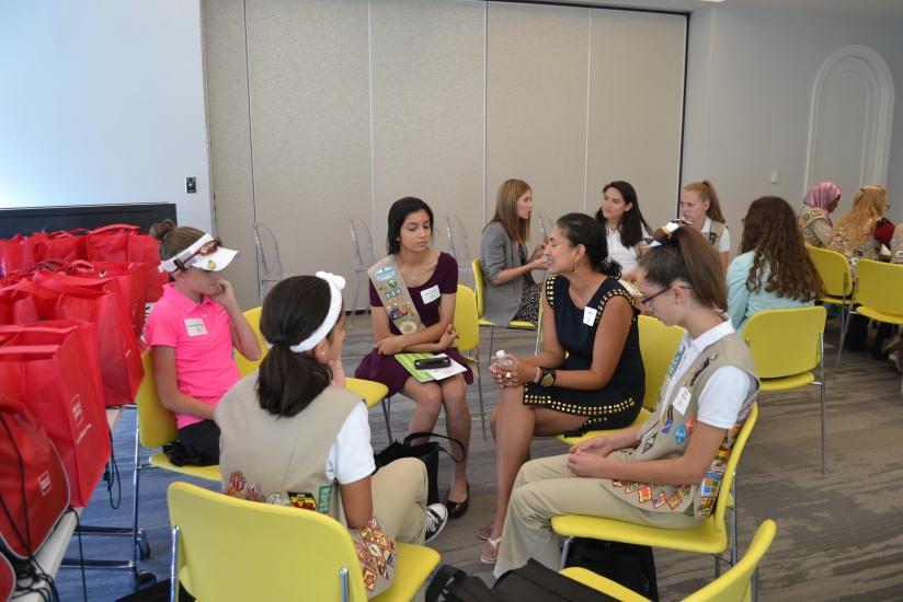 Media Girls ATX and Emerging Leaders Entrepreneurs 086